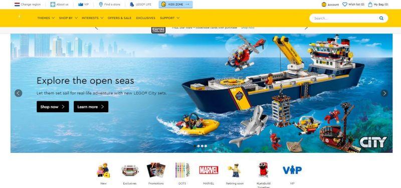 recensie Lego